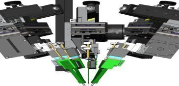 Inverted version of the MPM manipulator